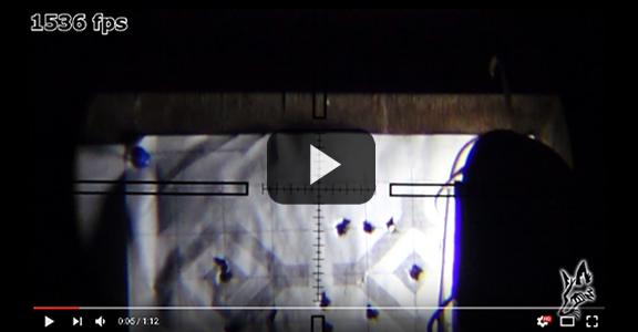 ScopeCam grabado en alta velocidad