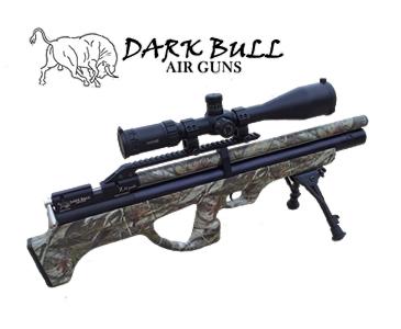 Carabina PCP bullpup – Dark Bull Airguns Z.10 jasaki