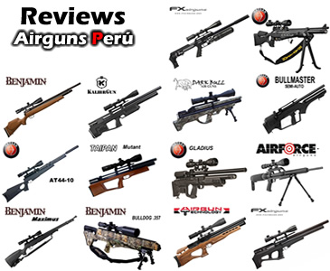 Airguns Perú Reviews
