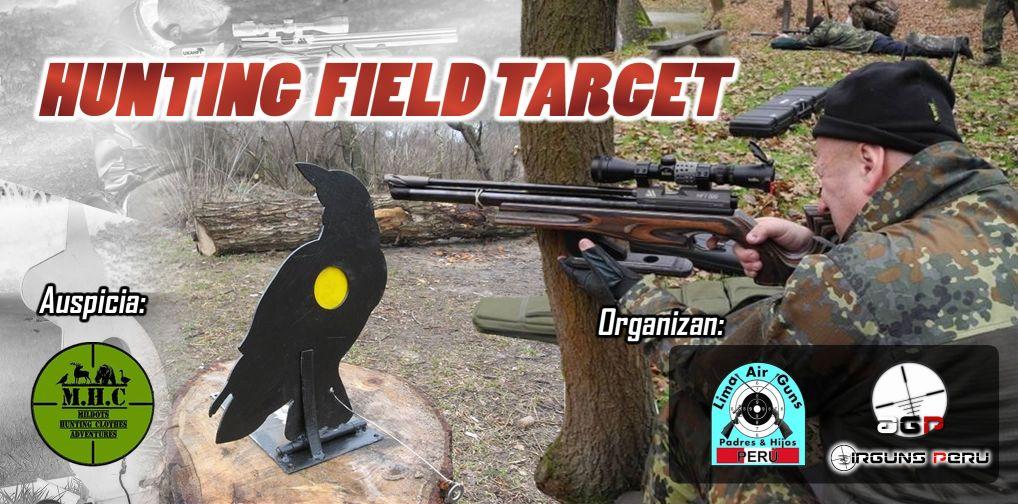 Primer Torneo de Hunting Field Target 11-06-17