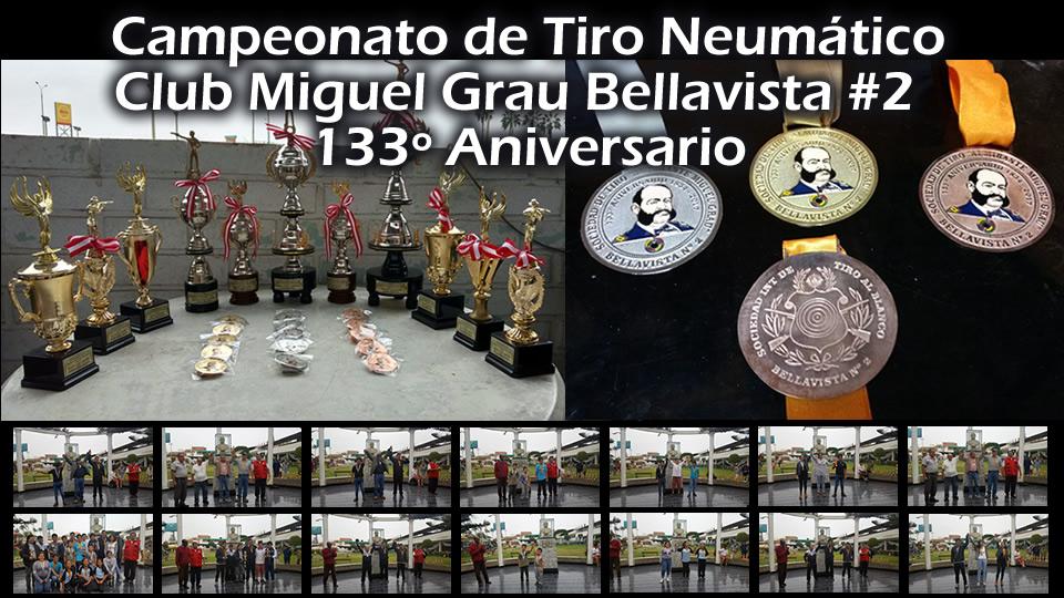 Campeonato de Tiro Club Miguel Grau Bellavista N 2 02-07-2017