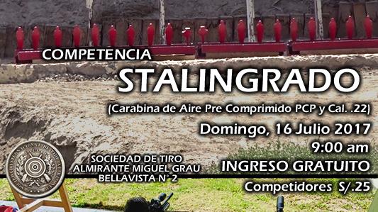 Competencia Stalingrado 16-07-2017