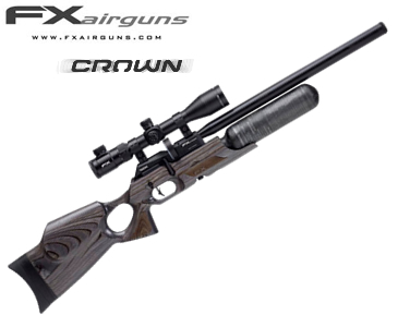 Carabina PCP – FX Crown