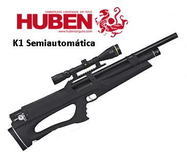 Carabina PCP – Huben-K1