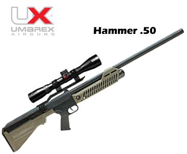 Carabina PCP – Umarex Hammer cal.50