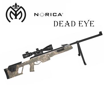 Carabina NitroPistón-Norica Dead Eye Camo