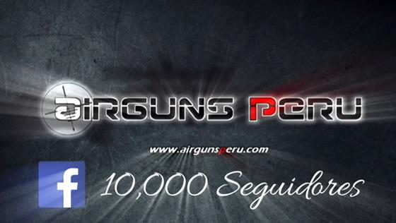 airgunsperu 10000 seguidores facebook