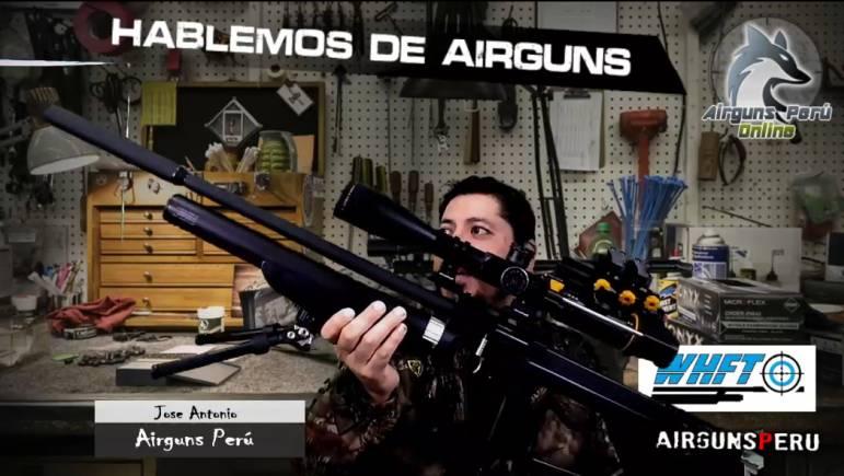 HABLEMOS DE AIRGUNS EP10