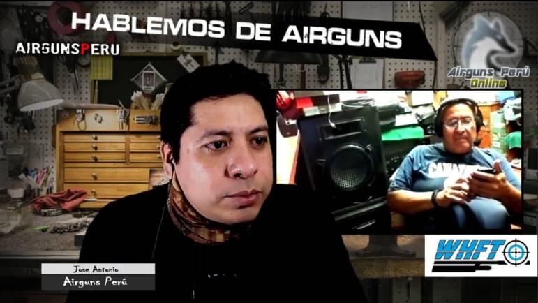 HABLEMOS DE AIRGUNS EP9